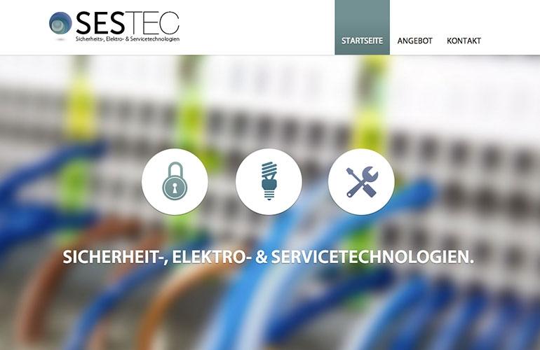 Referenz - Sestec GmbH