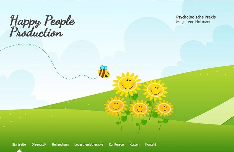 Referenz - Happy People Produktion